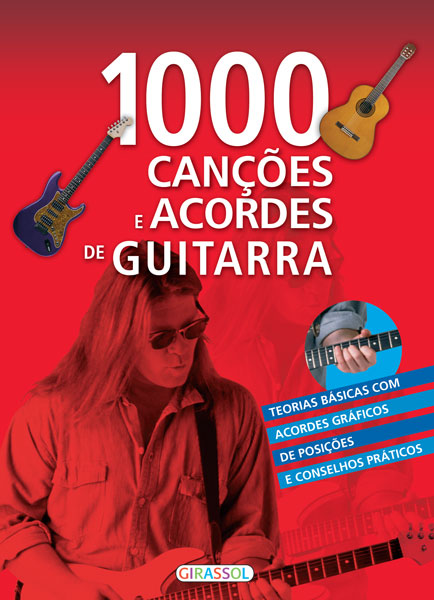 1000 Canções e Acordes de Guitarra