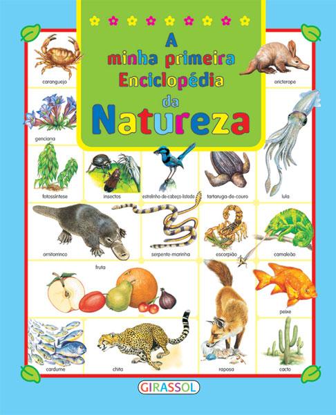 A Minha Primeira Enciclopédia da Natureza