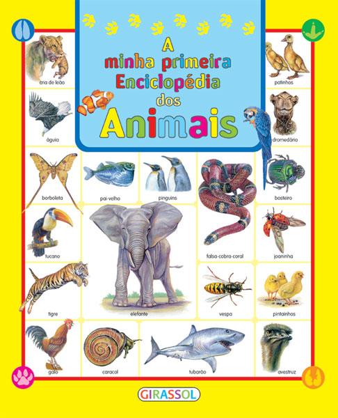 Primeira Enciclopédia dos Animais