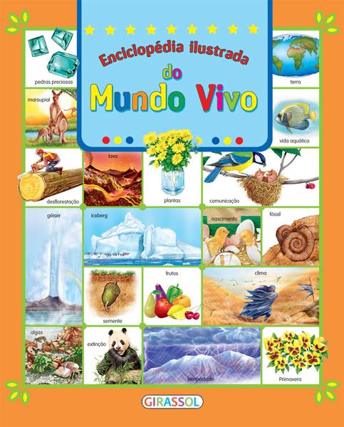 Enciclopédia Ilustrada do Mundo Vivo