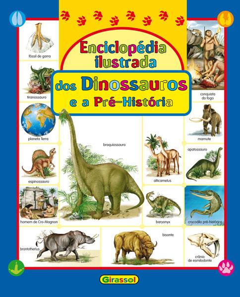 Encilopédia Ilustrada dos Dinossauros