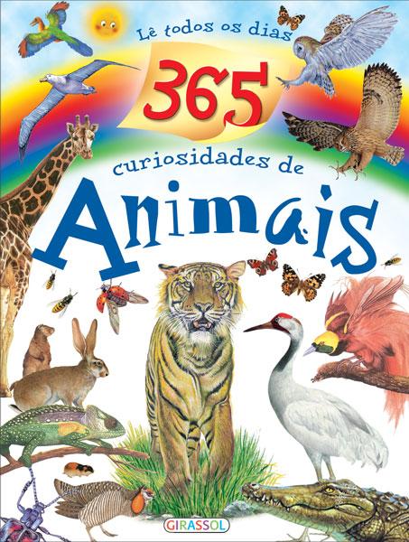 365 Curiosidades de Animais