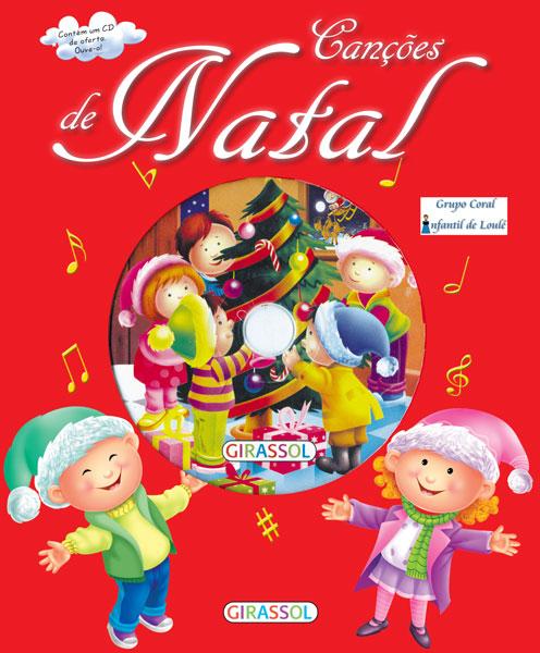 Canções de Natal-com CD