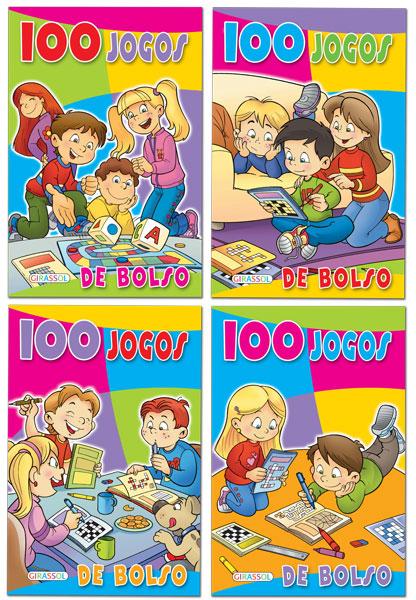 100 Jogos de bolso