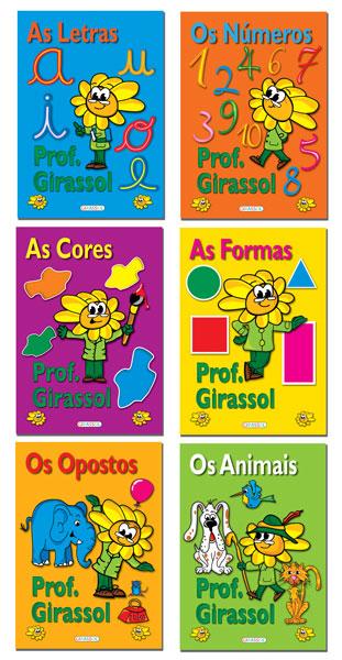 Aprende com Prof.Girassol