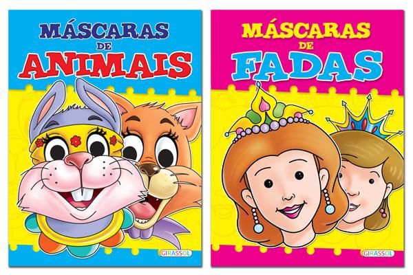 Coleção máscaras