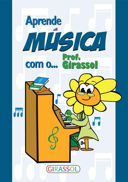 Aprende música com o Prof.Girassol