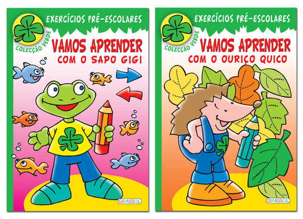 Col.verde-Exerc.pré-escolares