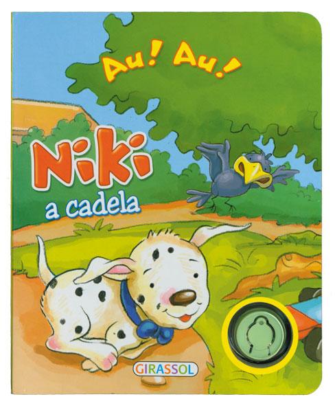 Animais com sons-Niki a cadela
