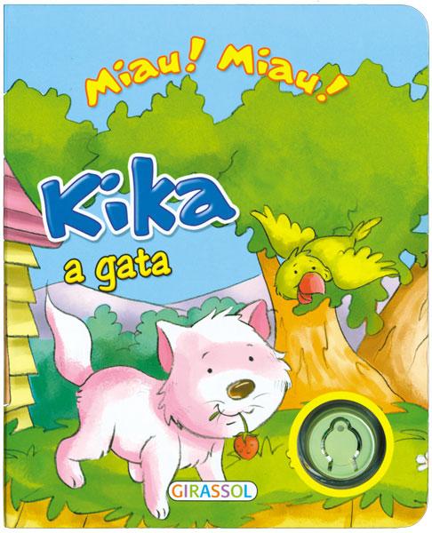 Animais com sons-Kika a gata