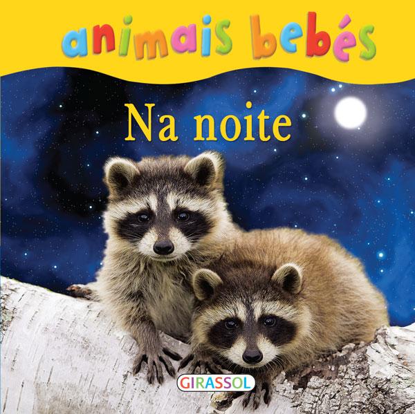 Animais bebés-Na noite