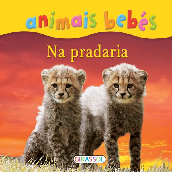 Animais bebés-Na pradaria