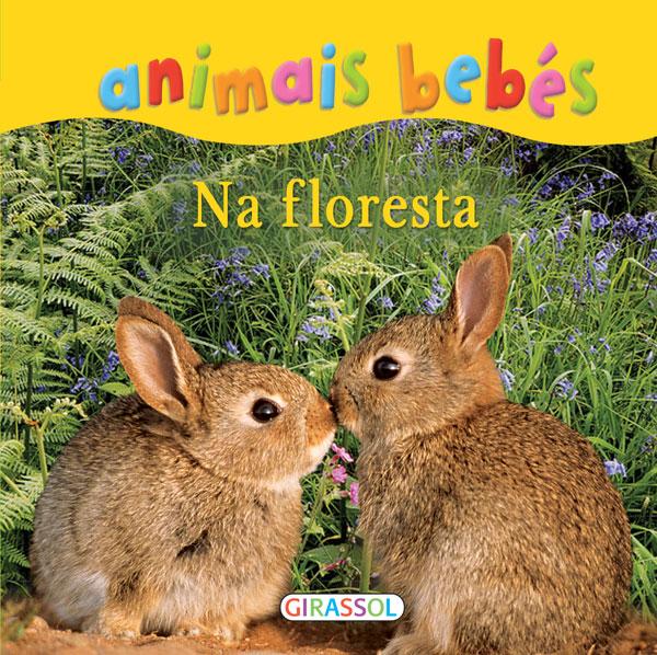 Animais bebés-Na floresta