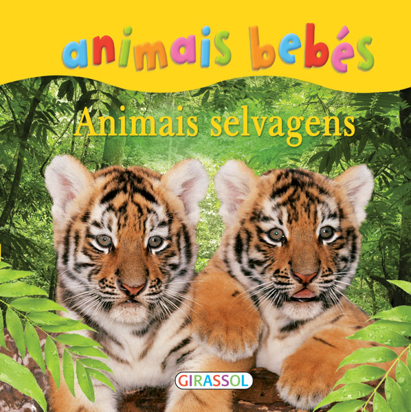 Animais bebés-Selvagens
