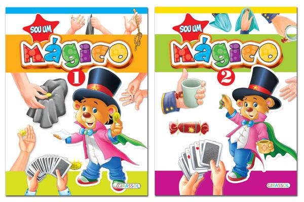 Sou um mágico 1 e 2