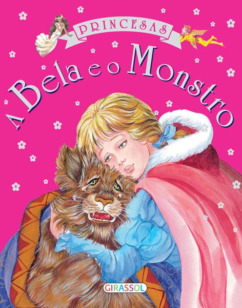 Princesas-A Bela e o Monstro