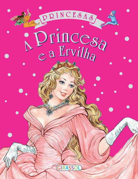 Princesas-A Princesa e a ervilha