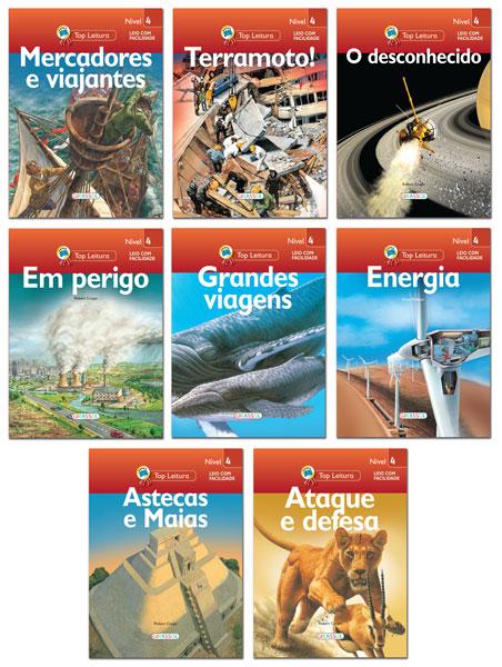 Top Leitura-Nível 4 leio com facilidade