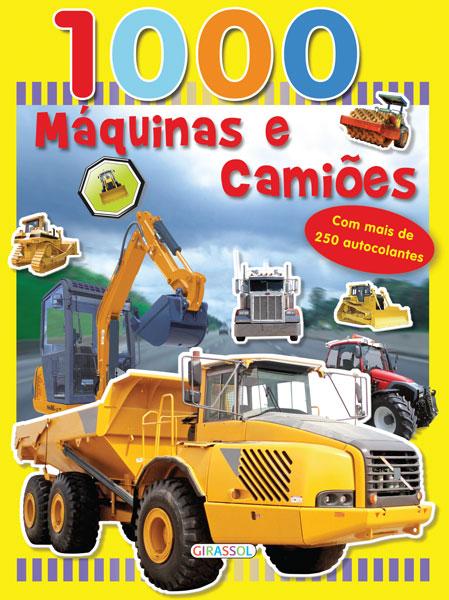 1000 Máquinas e camiões