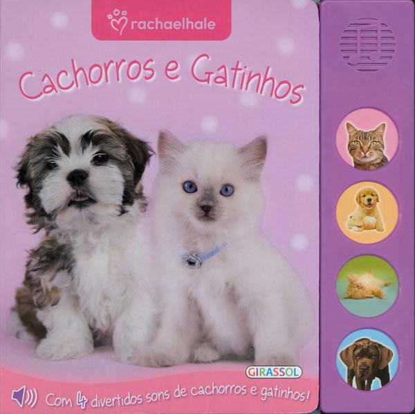 Animais com sons-Cachorros e gatinhos