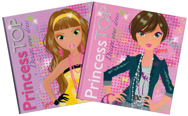 Princess Top - Design your dress