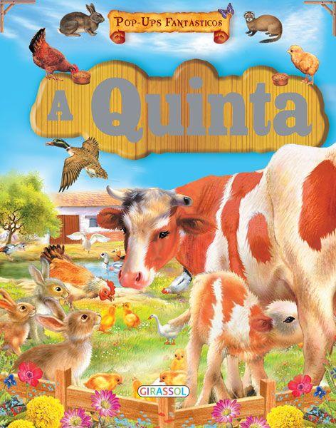 Pop-ups Fantásticos-A Quinta