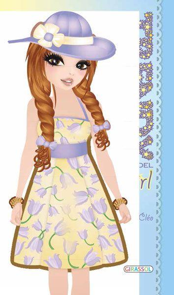 Trendy Model Girl Zoé