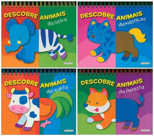 Descobre Animais