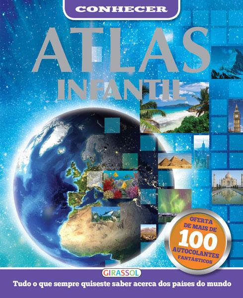 Conhecer Atlas Infantil