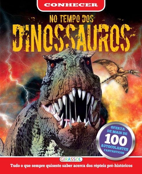 Conhecer no Tempo dos Dinossauros