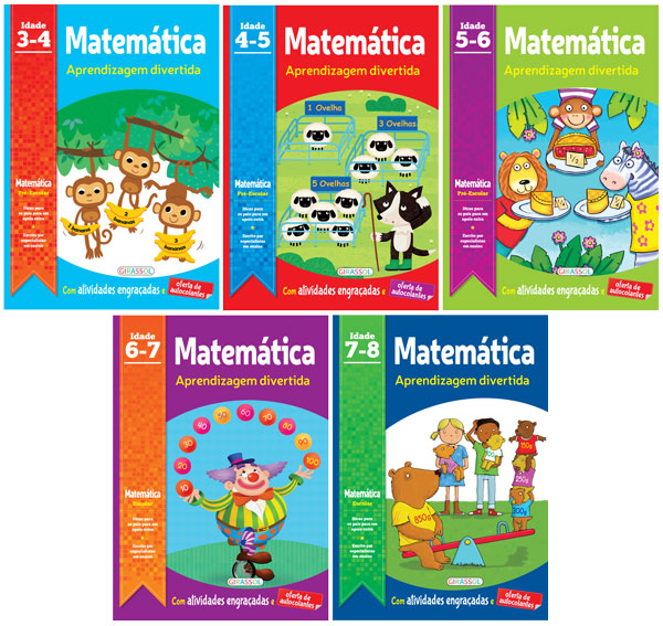 Matemática Aprendizagem Divertida