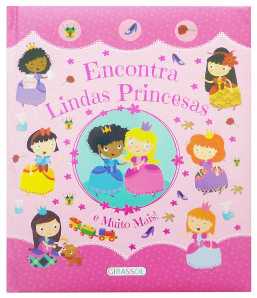 Encontra Lindas Princesas e Muito Mais!