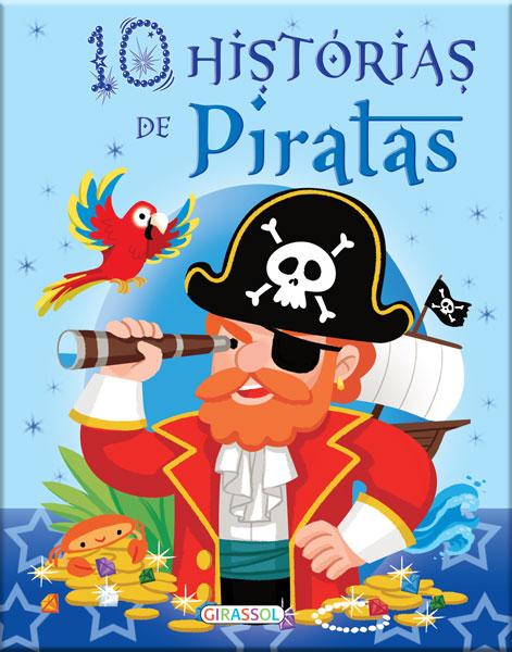 10 Histórias de Piratas