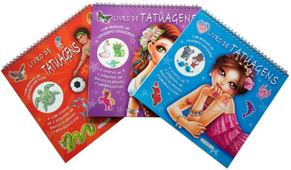 Livro das Tatuagens