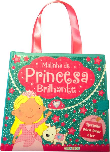 Malinha de Princesa Brilhante