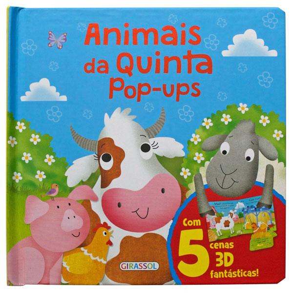 Animais da Quinta Pop-ups