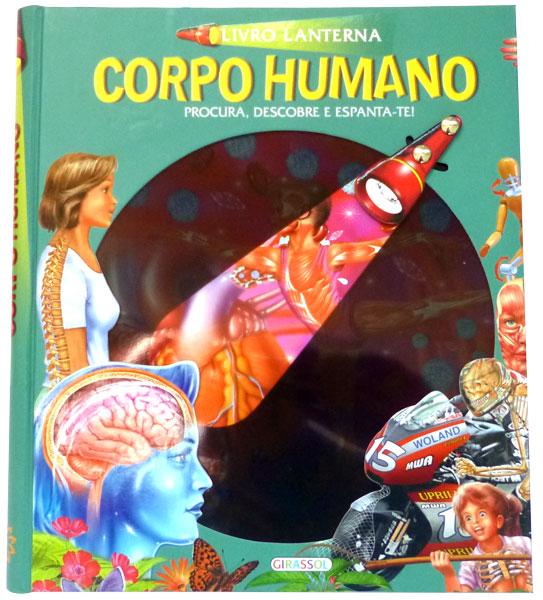 Livro Lanterna o Corpo Humano