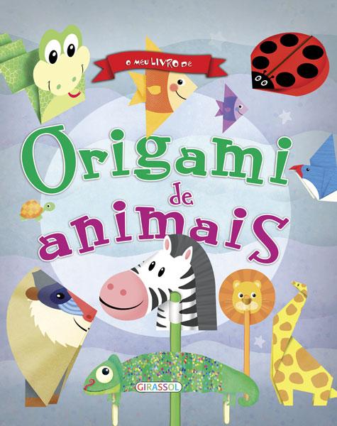O Meu Livro de Origami de Animais