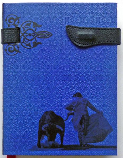 Taurina Rayado Azul
