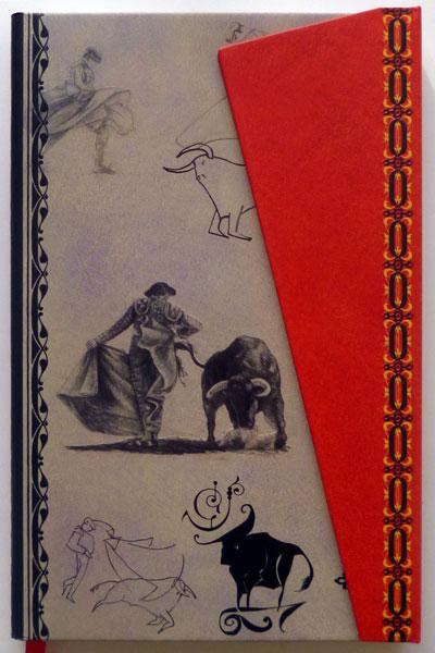 Albero Rayado-Cinzento com aba vermelha